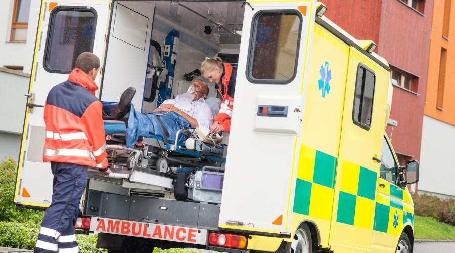 Ambulansbilar blir stillastående i sommar!